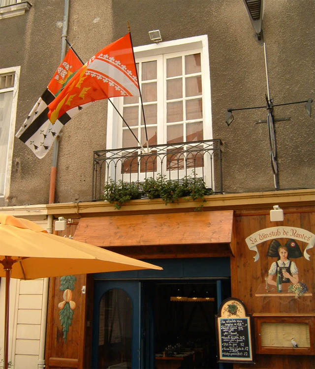 Vexillo photos 2002 - Cuisine route de vannes nantes ...